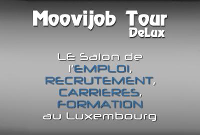 Moovijob tour grand salon de l 39 emploi le 15 mars au luxembourg blog moovijob - Salon de l emploi luxembourg ...